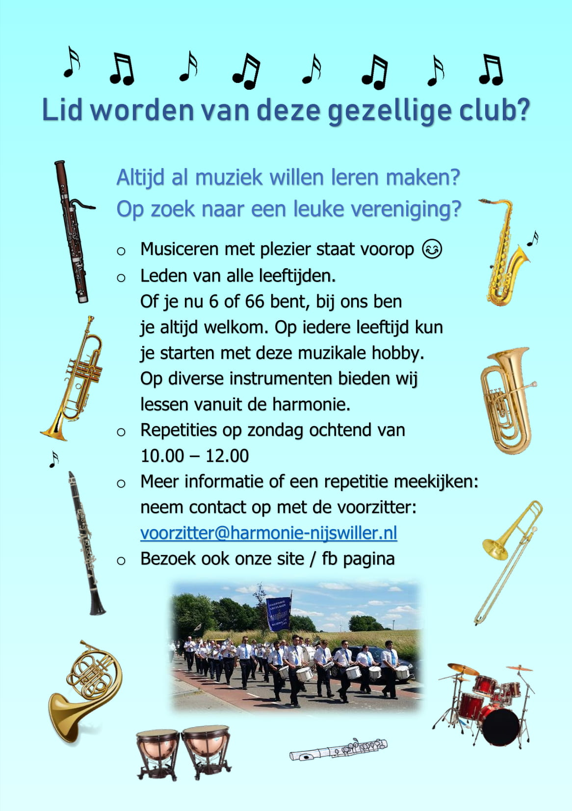 zomerfeest flyer pagina 2
